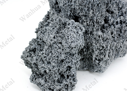 Black silicon carbide block