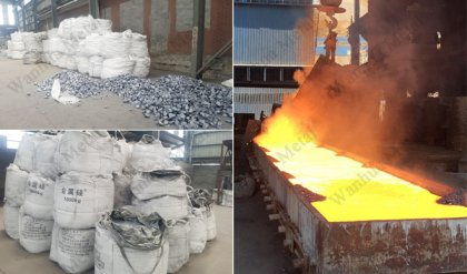 silicon product and China's silicon smelting industry situation